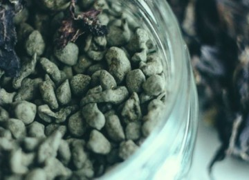 Зеленый улун Женьшень — всё, что необходимо знать про этот сорт