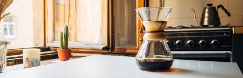 Все, что нужно знать про кемекс для кофе!