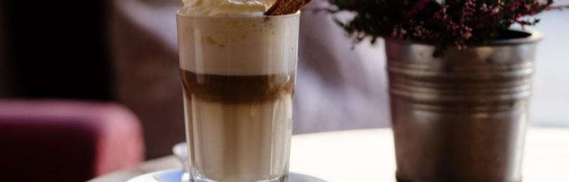 Хотите приготовить кофе с мороженым, но не знаете как? Прочтите!